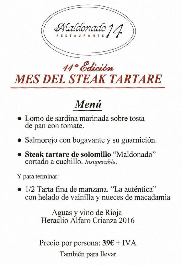 steaktartare